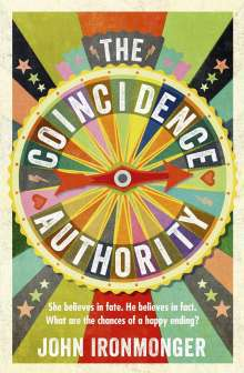 John Ironmonger: The Coincidence Authority, Buch