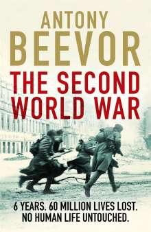 Antony Beevor: The Second World War, Buch
