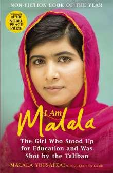 Malala Yousafzai: I Am Malala, Buch