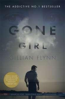 Gillian Flynn: Gone Girl. Film Tie-In, Buch
