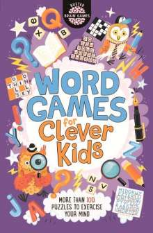 Gareth Moore: Word Games for Clever Kids, Buch