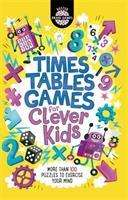 Gareth Moore: Times Tables Games for Clever Kids, Buch