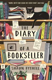 Shaun Bythell: The Diary of a Bookseller, Buch