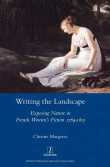 Christie Margrave: Writing the Landscape, Buch