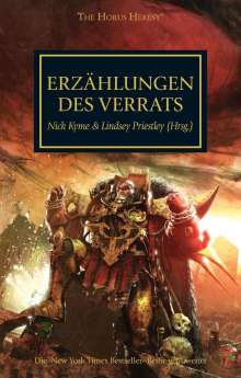 Dan Abnett: Horus Heresy - Erzählungen des Verrats, Buch