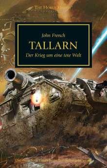 John French: Horus Heresy - Tallarn, Buch