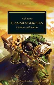 Nick Kyme: Horus Heresy - Flammengeboren, Buch