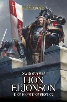 David Guymer: Lion El'Jonson - Der Herr der Ersten, Buch
