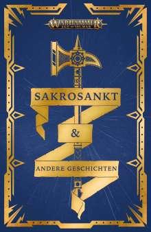 C L Werner: Warhammer Age of Sigmar - Sakrosankt, Buch