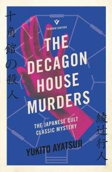 Yukito Ayatsuji: The Decagon House Murders, Buch
