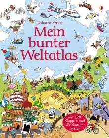 Alex Frith: Mein bunter Weltatlas, Buch