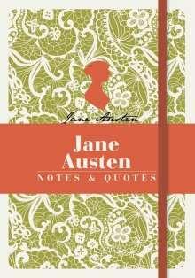 Michael O'Mara: Jane Austen: Notes & Quotes, Buch