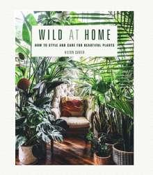 Hilton Carter: Wild at Home, Buch