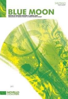 Richard Rodgers: Richard Rodgers/Lorenz Hart: Blue Moon, Noten