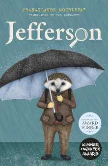 Jean-Claude Mourlevat: Jefferson, Buch