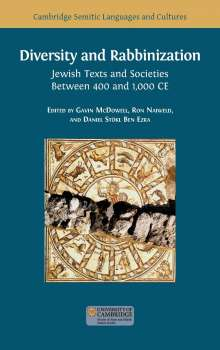 Diversity and Rabbinization, Buch