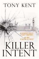 Tony Kent: Killer Intent, Buch
