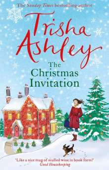 Trisha Ashley: The Christmas Invitation, Buch