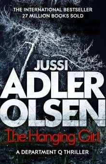 Jussi Adler-Olsen: The Hanging Girl, Buch