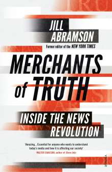Jill Abramson: Merchants of Truth, Buch