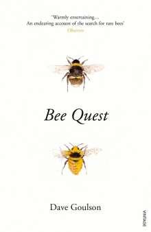 Dave Goulson: Bee Quest, Buch