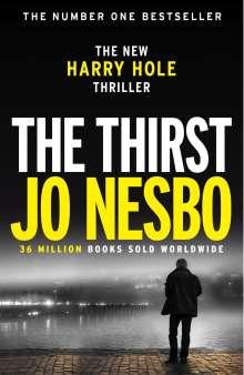 Jo Nesbø: The Thirst, Buch