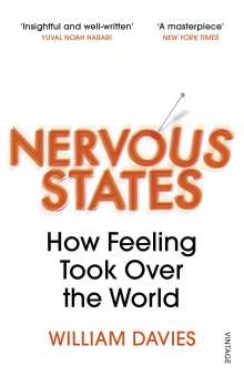 William Davies: Nervous States, Buch