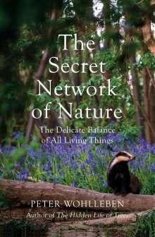 Peter Wohlleben: The Secret Network of Nature, Buch