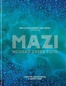 Adrien Carré: Mazi, Buch