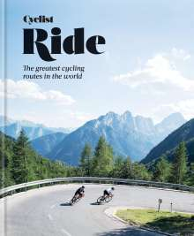 Cyclist - Ride, Buch