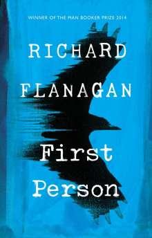 Richard Flanagan: First Person, Buch