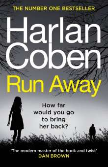 Harlan Coben: Run Away, Buch