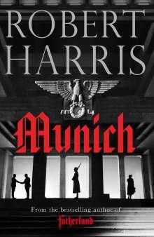 Robert Harris: Munich, Buch