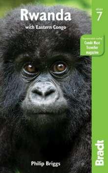 Philip Briggs: Rwanda, Buch