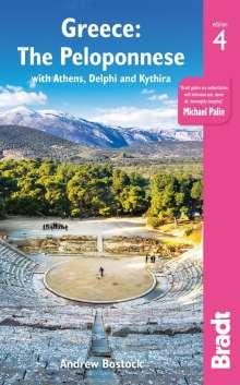 Andrew Bostock: Greece: The Peloponnese, Buch