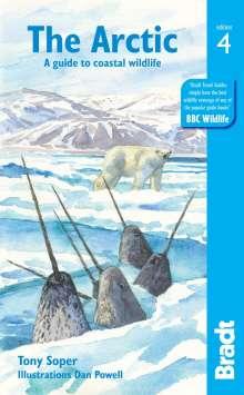 Tony Soper: The Arctic, Buch