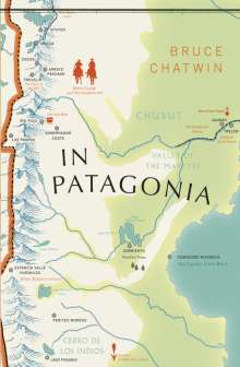 Bruce Chatwin: In Patagonia, Buch