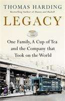 Thomas Harding: Legacy, Buch