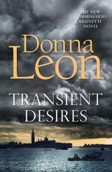 Donna Leon: Transient Desires, Buch