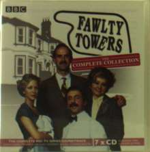 John Cleese: Fawlty Towers: The Complete Collection, 7 CDs