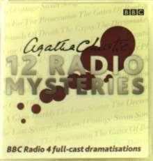 Agatha Christie: Twelve Radio Mysteries, CD