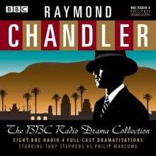 Raymond Chandler: Raymond Chandler: The BBC Radio Drama Collection, 14 CDs