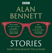 Alan Bennett: Alan Bennett: Stories, CD