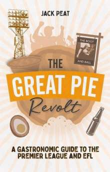 Jack Peat: The Great Pie Revolt, Buch