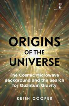 Keith Cooper: Origins of the Universe, Buch
