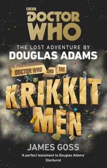 Douglas Adams: Doctor Who and the Krikkitmen, Buch