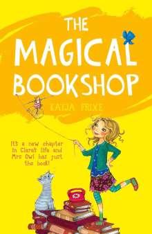 Katja Frixe: The Magical Bookshop, Buch