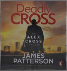 James Patterson: Deadly Cross, 7 CDs
