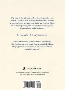 Michael Palin: North Korea Journal, Buch
