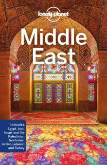Anthony Ham: Middle East, Buch